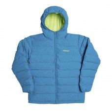 FRIENDS PUFFER JACKET - BLUE
