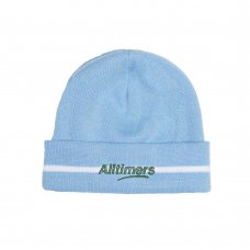 LINED ESTATE BEANIE - POWDER BLUE