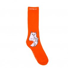 <img class='new_mark_img1' src='//img.shop-pro.jp/img/new/icons5.gif' style='border:none;display:inline;margin:0px;padding:0px;width:auto;' />LORD NERMAL SOCKS (ORANGE)