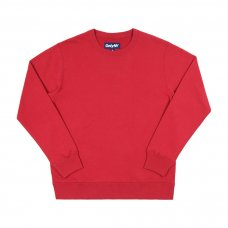 PREMIUM FRENCH TERRY CREWNECK (RED)