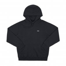 BLOCK LOGO HOODY (MIDNIGHT NAVY)