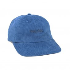 <img class='new_mark_img1' src='//img.shop-pro.jp/img/new/icons5.gif' style='border:none;display:inline;margin:0px;padding:0px;width:auto;' />LODGE CORDUROY POLO HAT - MARINE BLUE