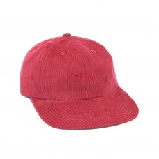 <img class='new_mark_img1' src='//img.shop-pro.jp/img/new/icons47.gif' style='border:none;display:inline;margin:0px;padding:0px;width:auto;' />LODGE CORDUROY POLO HAT - RASPBERRY
