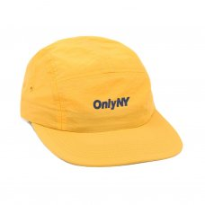 <img class='new_mark_img1' src='//img.shop-pro.jp/img/new/icons5.gif' style='border:none;display:inline;margin:0px;padding:0px;width:auto;' />LOGO 5-PANEL HAT - MARIGOLD