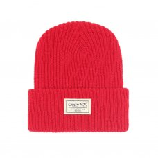 <img class='new_mark_img1' src='//img.shop-pro.jp/img/new/icons5.gif' style='border:none;display:inline;margin:0px;padding:0px;width:auto;' />LODGE BEANIE - DARK RED