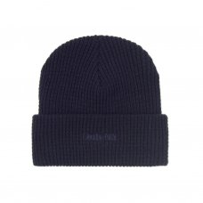 <img class='new_mark_img1' src='//img.shop-pro.jp/img/new/icons5.gif' style='border:none;display:inline;margin:0px;padding:0px;width:auto;' />LODGE WAFFLE KNIT BEANIE - DARK NAVY