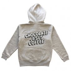 <img class='new_mark_img1' src='//img.shop-pro.jp/img/new/icons5.gif' style='border:none;display:inline;margin:0px;padding:0px;width:auto;' />COFFEE LOGO ZIP UP HOODIE - GREY