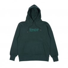 <img class='new_mark_img1' src='//img.shop-pro.jp/img/new/icons5.gif' style='border:none;display:inline;margin:0px;padding:0px;width:auto;' />RUBBER LOGO HOODIE (HUNTER GREEN)