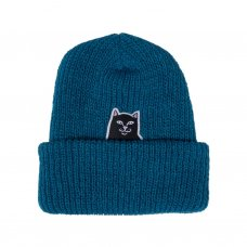 <img class='new_mark_img1' src='//img.shop-pro.jp/img/new/icons5.gif' style='border:none;display:inline;margin:0px;padding:0px;width:auto;' />LORD JERMAL RIB BEANIE (TEAL)
