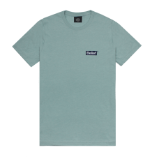 <img class='new_mark_img1' src='//img.shop-pro.jp/img/new/icons5.gif' style='border:none;display:inline;margin:0px;padding:0px;width:auto;' />Box Logo Tee - Heather Aqua