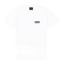 <img class='new_mark_img1' src='//img.shop-pro.jp/img/new/icons5.gif' style='border:none;display:inline;margin:0px;padding:0px;width:auto;' />Box Logo Tee - White