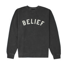 IVY LEAGUE CREWNECK (VINTAGE BLACK)