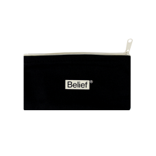 <img class='new_mark_img1' src='https://img.shop-pro.jp/img/new/icons5.gif' style='border:none;display:inline;margin:0px;padding:0px;width:auto;' />Box Logo Zipper Pouch - Black