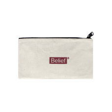 <img class='new_mark_img1' src='//img.shop-pro.jp/img/new/icons5.gif' style='border:none;display:inline;margin:0px;padding:0px;width:auto;' />Box Logo Zipper Pouch - Natural