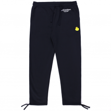 <img class='new_mark_img1' src='//img.shop-pro.jp/img/new/icons5.gif' style='border:none;display:inline;margin:0px;padding:0px;width:auto;' />DUCK WORDMARK SWEATPANTS - NAVY