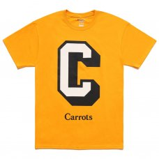 <img class='new_mark_img1' src='//img.shop-pro.jp/img/new/icons5.gif' style='border:none;display:inline;margin:0px;padding:0px;width:auto;' />CHAMPION UNIVERSITY BIG C T-SHIRT - GOLD