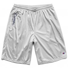 CHAMPION UNIVERSITY MESHSHORTS - HEATHER GREY