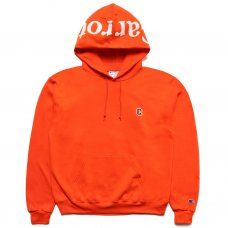 <img class='new_mark_img1' src='//img.shop-pro.jp/img/new/icons5.gif' style='border:none;display:inline;margin:0px;padding:0px;width:auto;' />CHAMPION BLOCK C HOODIE - ORANGE