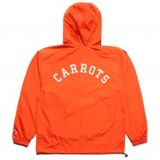 <img class='new_mark_img1' src='//img.shop-pro.jp/img/new/icons5.gif' style='border:none;display:inline;margin:0px;padding:0px;width:auto;' />CARROTS UNIVERSITY ANORAK JACKET - ORANGE