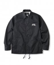 <img class='new_mark_img1' src='//img.shop-pro.jp/img/new/icons5.gif' style='border:none;display:inline;margin:0px;padding:0px;width:auto;' />WITH A GIRL COACH JACKET - BLACK