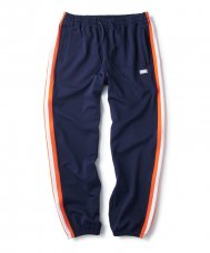 <img class='new_mark_img1' src='//img.shop-pro.jp/img/new/icons5.gif' style='border:none;display:inline;margin:0px;padding:0px;width:auto;' />STRIPE RIB JERSEY PANT - NAVY