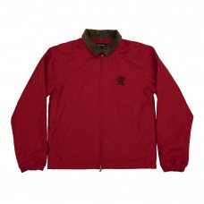 BRONZE DUCK JACKET - RED