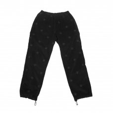 EMBROIDERED SYNCH CORDS - BLACK