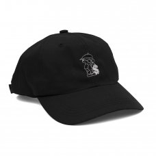 SOPHISTICATED HAT - BLACK