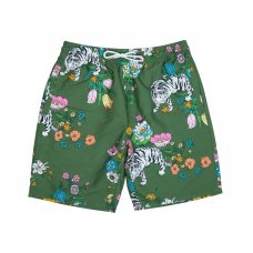 <img class='new_mark_img1' src='//img.shop-pro.jp/img/new/icons5.gif' style='border:none;display:inline;margin:0px;padding:0px;width:auto;' />BLOOMING NERM SWIM SHORTS (OLIVE GREEN)