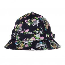 <img class='new_mark_img1' src='//img.shop-pro.jp/img/new/icons5.gif' style='border:none;display:inline;margin:0px;padding:0px;width:auto;' />BLOOMING NERM COTTON TWILL BUCKET (BLACK)