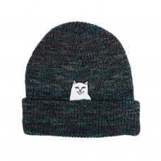 <img class='new_mark_img1' src='//img.shop-pro.jp/img/new/icons47.gif' style='border:none;display:inline;margin:0px;padding:0px;width:auto;' />LORD NERMAL RIBBED BEANIE (BLUE SPECKLE)