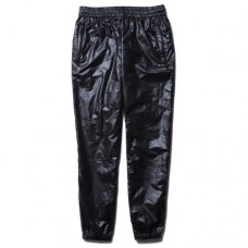 REFLECTIVE SIDE LOGO PANTS - BLACK