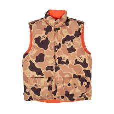 <img class='new_mark_img1' src='//img.shop-pro.jp/img/new/icons5.gif' style='border:none;display:inline;margin:0px;padding:0px;width:auto;' />NERM DESERT CAMO REVERSIBLE VEST (DESERT CAMO)