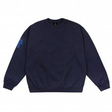 <img class='new_mark_img1' src='//img.shop-pro.jp/img/new/icons5.gif' style='border:none;display:inline;margin:0px;padding:0px;width:auto;' />ARGUS CREWNECK - NAVY