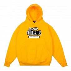 <img class='new_mark_img1' src='//img.shop-pro.jp/img/new/icons5.gif' style='border:none;display:inline;margin:0px;padding:0px;width:auto;' />THE DIME EXPERIENCE HOODIE - YELLOW