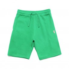 <img class='new_mark_img1' src='//img.shop-pro.jp/img/new/icons47.gif' style='border:none;display:inline;margin:0px;padding:0px;width:auto;' />WORDMARK SWEAT SHORTS - GREEN