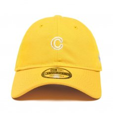 "<img class='new_mark_img1' src='//img.shop-pro.jp/img/new/icons5.gif' style='border:none;display:inline;margin:0px;padding:0px;width:auto;' />CARROTS ""C"" NEW ERA 9/20 BALL CAP - YELLOW"