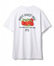 <img class='new_mark_img1' src='//img.shop-pro.jp/img/new/icons5.gif' style='border:none;display:inline;margin:0px;padding:0px;width:auto;' />FRUIT DON' T FALL TEE - WHITE