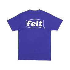 <img class='new_mark_img1' src='//img.shop-pro.jp/img/new/icons47.gif' style='border:none;display:inline;margin:0px;padding:0px;width:auto;' />WORK LOGO T-SHIRT - PURPLE