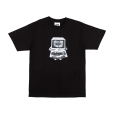 <img class='new_mark_img1' src='https://img.shop-pro.jp/img/new/icons47.gif' style='border:none;display:inline;margin:0px;padding:0px;width:auto;' />DIAL UP T-SHIRT - BLACK