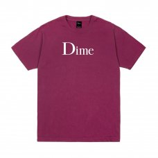 <img class='new_mark_img1' src='//img.shop-pro.jp/img/new/icons5.gif' style='border:none;display:inline;margin:0px;padding:0px;width:auto;' />DIME CLASSIC T-SHIRT - RUBY