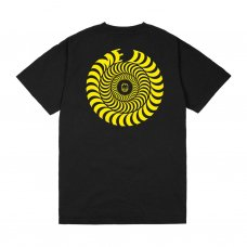 <img class='new_mark_img1' src='//img.shop-pro.jp/img/new/icons5.gif' style='border:none;display:inline;margin:0px;padding:0px;width:auto;' />DIME/SPITFIRE SWIRL T-SHIRT - BLACK