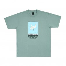 <img class='new_mark_img1' src='//img.shop-pro.jp/img/new/icons47.gif' style='border:none;display:inline;margin:0px;padding:0px;width:auto;' />ROCKAWAY BEACH T-SHIRT (ATLANTIC GREEN)