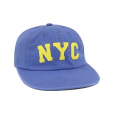 <img class='new_mark_img1' src='//img.shop-pro.jp/img/new/icons5.gif' style='border:none;display:inline;margin:0px;padding:0px;width:auto;' />NYC POLO HAT (MARINE BLUE)