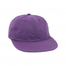<img class='new_mark_img1' src='//img.shop-pro.jp/img/new/icons5.gif' style='border:none;display:inline;margin:0px;padding:0px;width:auto;' />NYLON TECH POLO HAT (VIOLET)