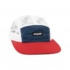 <img class='new_mark_img1' src='//img.shop-pro.jp/img/new/icons5.gif' style='border:none;display:inline;margin:0px;padding:0px;width:auto;' />MESH RUNNER 5-PANEL HAT (NAVY/RED)