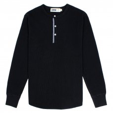 <img class='new_mark_img1' src='//img.shop-pro.jp/img/new/icons5.gif' style='border:none;display:inline;margin:0px;padding:0px;width:auto;' />BACKWOODS THERMAL HENLEY (BLACK)