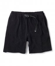 (FTC) TERRY SHORT - BLACK