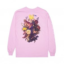 HEAVINLY BODIES L/S TEE (PINK)