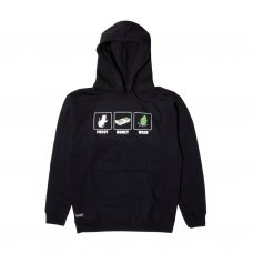 <img class='new_mark_img1' src='//img.shop-pro.jp/img/new/icons5.gif' style='border:none;display:inline;margin:0px;padding:0px;width:auto;' />PU$$Y, MONEY, WEED HOODIE (BLACK)